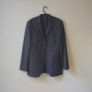J Crew Charcoal Ludlow Blazer Classic Fit